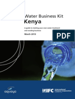 Water Business Kit