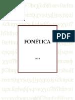 Manual Del Curso FONÉTICA 2013