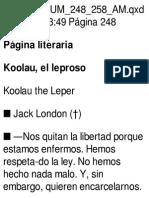 Koolau El Leproso Converted