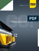 RM100GO Brochure ES