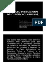 El Derecho Internacional (1)