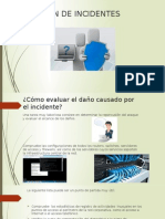Gestion de Incidentes
