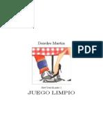 Juego Limpio - Fair Play