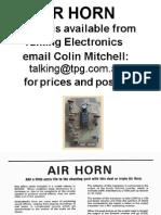 AirHorn