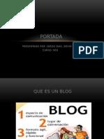 BlogsDIFERENCIAS ENTRE PAGINA WEB Y BLOG