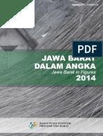 Jawa Barat dalam Angka 2014