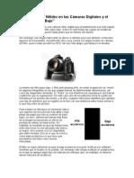 El Concepto de Nitidez en Las Cámaras Digitales y El Filtro de Paso Bajo