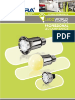 Aurora Ledzworld Professional LED Range