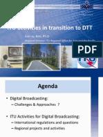ITU Initiatives in ASIA