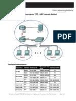 Observando TCP e UDP Usando Netstat 4.5.1
