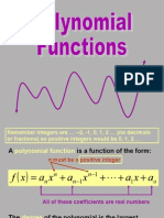 polynomial function graphing