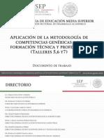 Taller de Elaboración de Estrategias Didácticas - 2015