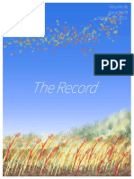The Record - Volume 46, Issue 3