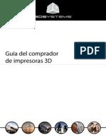 Guia Del Comprador de Impresoras 3d