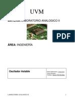 Circuito Oscilador 555 : Piezas generador pwm placa de circuito oscilador de