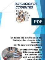 Investigaccion de Accidentes