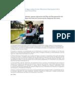 Autoridad Nacional Del Agua Realiza Primer Monitoreo Participativo de La Calidad Del Agua a Laguna Huacachina