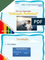Meios e Técnicas de Expressão Plástica