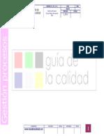 Instrucciones GestionProcesos