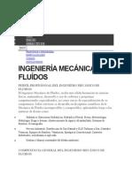 Perfil Profesional Del Ing Mecanica Fluidos