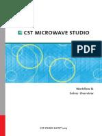 CST MICROWAVE STUDIO