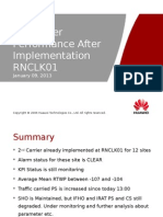 2nd Carrier Performance RNCLK 09 Jan 2013.Ppt