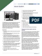 PQA600B Picture Quality Analyzer Datasheet 0