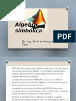 Algebra Symbolica En Matlab