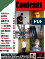 Contents Page PDF