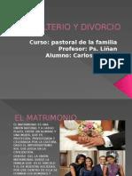 Adulterio y Divorcio