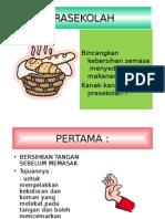 Pemakanan Kanak-kanak Prasekolah