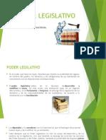 Poder Legislativo Diapositiva