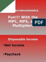 Keynesian Multipliers (1)