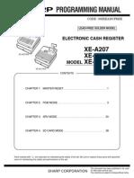 Programming_Manual-case Reister Xe a207