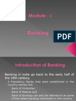 BFS Module - I