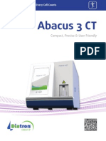 Abacus 3CT V3-2015 Press