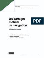 Barrages Mobiles de Navigation (VNF)