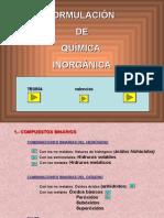 Formulación Química Inorgánica (1)