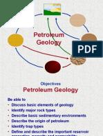 2) Petroleum Geology