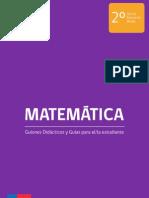 Matematica 2 M guia