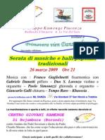 Il Gruppo Kamenge Piacenza