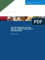 Wind Solar CarbonNet Benefits Final