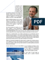 Biografía de Mario Molina