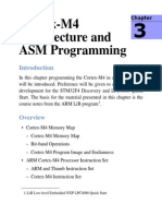 ARM Cortex M4 Architecture