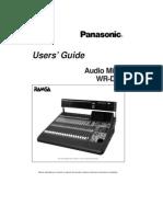 AudioMixer WR DA7UsersGuide