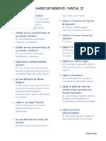 Cuestionario, Introducción Al Derecho i, Guatemala