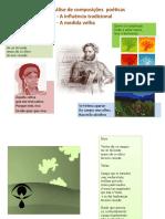 Análise de Composições Poéticas - A Influência