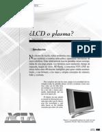 Lcd vs Plasma