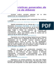 Características Generales de La Música de Albéniz
