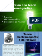 Maxwell y Electromagnetismo